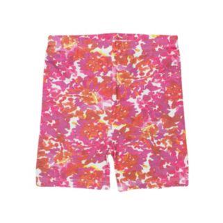 Girls 4-6x Burt's Bees Baby 3-pk. Organic Bike Shorts Set