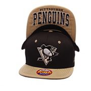 Youth Zephyr Pittsburgh Penguins Undercard Snapback Cap