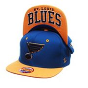 Youth Zephyr St. Louis Blues Undercard Snapback Cap