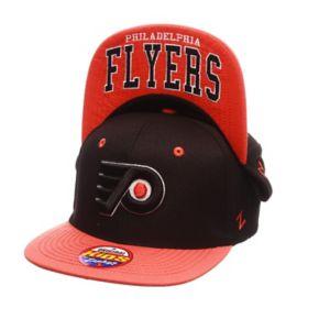 Youth Zephyr Philadelphia Flyers Undercard Snapback Cap