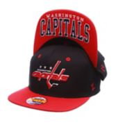 Youth Zephyr Washington Capitals Undercard Snapback Cap