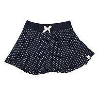 Girls 4-6x Burt's Bees Baby Organic Printed Skirt