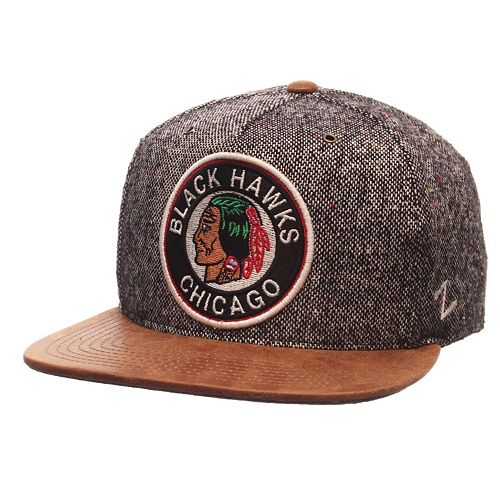 Adult Chicago Blackhawks Dapper Adjustable Cap