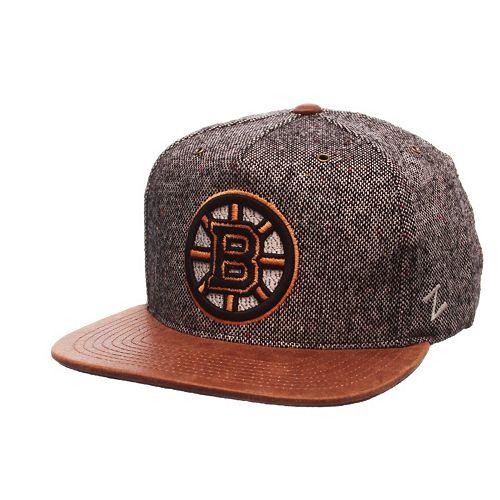 Adult Boston Bruins Dapper Adjustable Cap