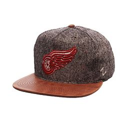Adult Detroit Red Wings Dapper Adjustable Cap