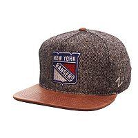 Adult New York Rangers Dapper Adjustable Cap
