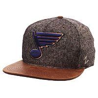 Adult St. Louis Blues Dapper Adjustable Cap