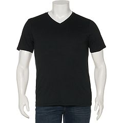 Big & Tall Urban Pipeline™ Ultimate V-Neck Fashion Tee