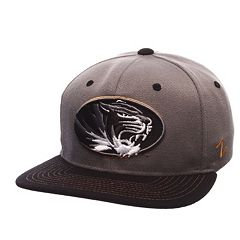 Adult Missouri Tigers Nebulous Stretch-Fit Cap