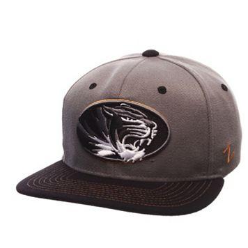 Adult Missouri Tigers Nebulous Stretch-Fit Cap
