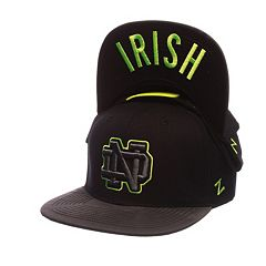 Adult Notre Dame Fighting Irish Nightfall Adjustable Cap