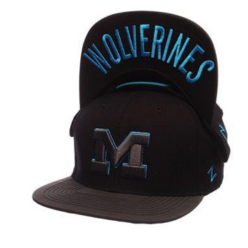 Adult Michigan Wolverines Nightfall Adjustable Cap