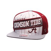 Adult Zephyr Alabama Crimson Tide Recharge Snapback Cap