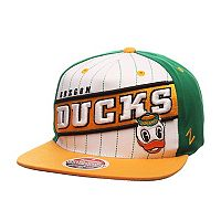 Adult Zephyr Oregon Ducks Recharge Snapback Cap