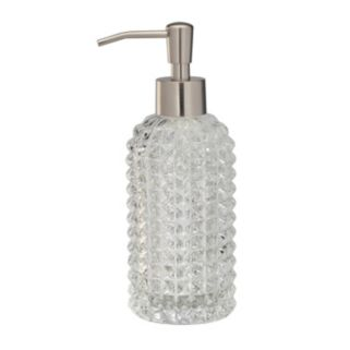 Creative Bath Deco Clear Lotion Pump