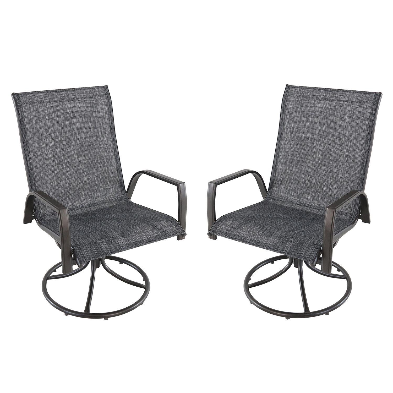 sonoma goods for life coronado swivel sling patio chair 2 piece set rh kohls com Sling Swivel Patio Chairs Parts Sling Swivel Patio Chairs Replacement Material