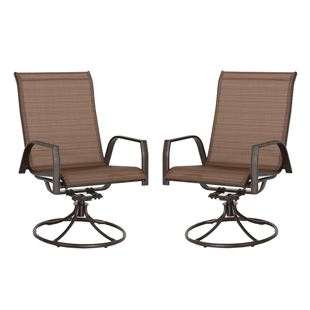 SONOMA Goods for Life™ Coronado Swivel Sling Patio Chair 2-piece Set - Goods For Life™ Coronado Swivel Sling Patio Chair 2-piece Set