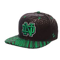 Adult Notre Dame Fighting Irish Kahuku Adjustable Cap