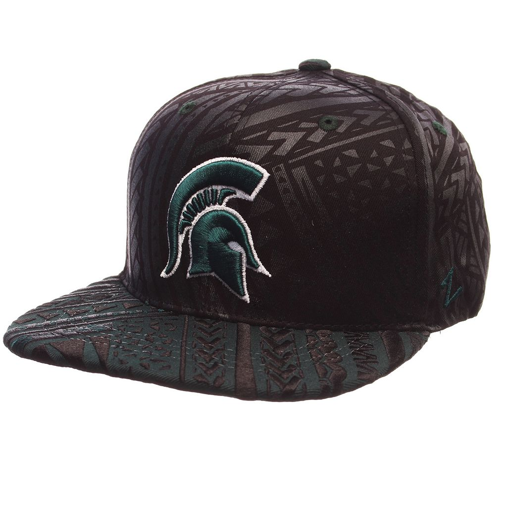 Adult Michigan State Spartans Kahuku Adjustable Cap