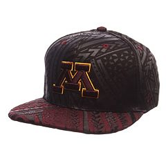Adult Minnesota Golden Gophers Kahuku Adjustable Cap