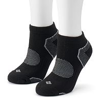 Women's Columbia 2-pk. Balance Walking Low-Cut Socks