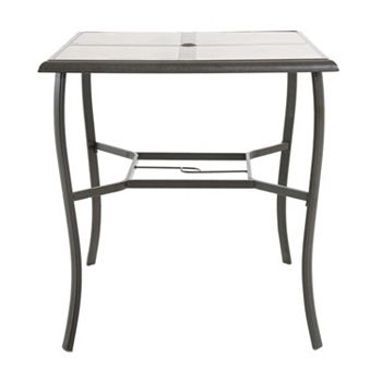 Sonoma Goods For Life Coronado Tall Square Patio Table
