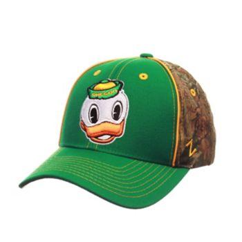 Adult Zephyr Oregon Ducks Hideaway Snapback Cap