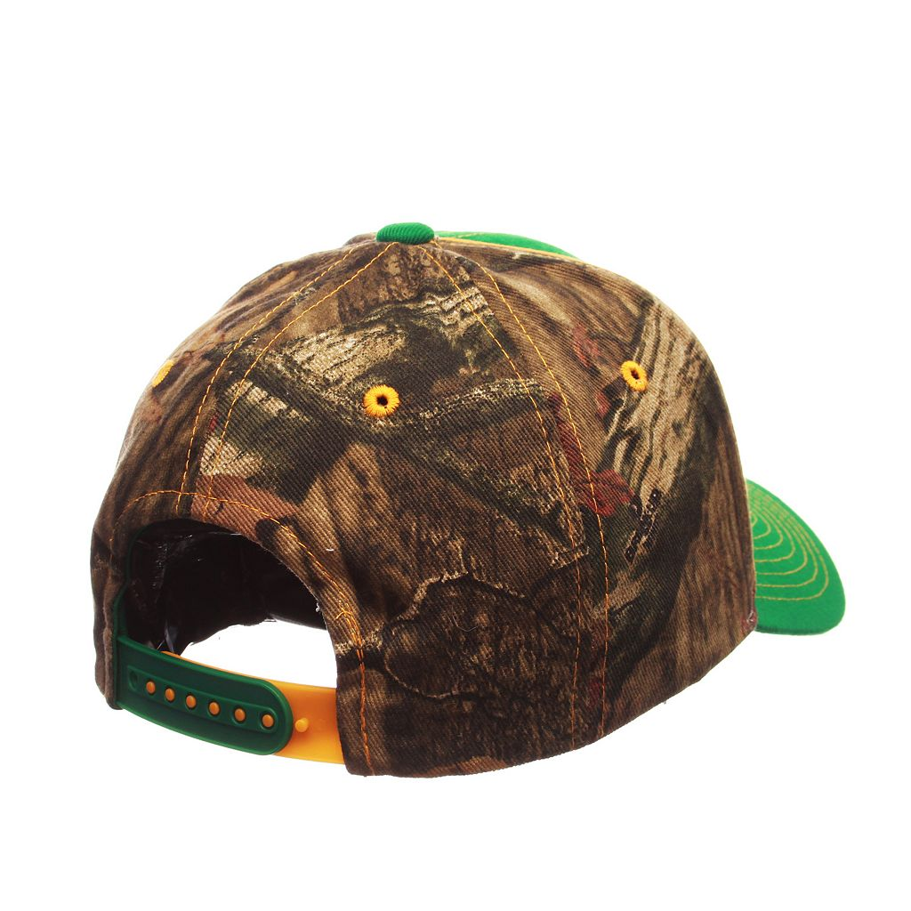 Adult Zephyr Oregon Ducks Hideaway Snapback Cap