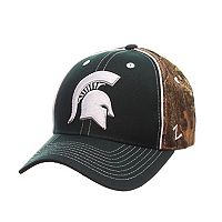 Adult Zephyr Michigan State Spartans Hideaway Snapback Cap