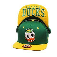 Youth Zephyr Oregon Ducks Undercard Snapback Cap