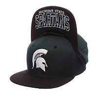 Youth Zephyr Michigan State Spartans Undercard Snapback Cap