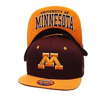 Youth Zephyr Minnesota Golden Gophers Undercard Snapback Cap