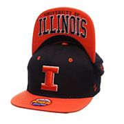 Youth Zephyr Illinois Fighting Illini Undercard Snapback Cap