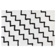 Creative Bath Modern Angles Rug