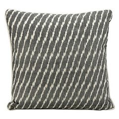 Mina Victory Lifestyles Striped Throw Pillow