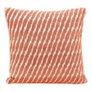 Mina Victory Lifestyles Striped Throw Pillow