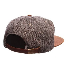 Adult Wisconsin Badgers Dapper Adjustable Cap