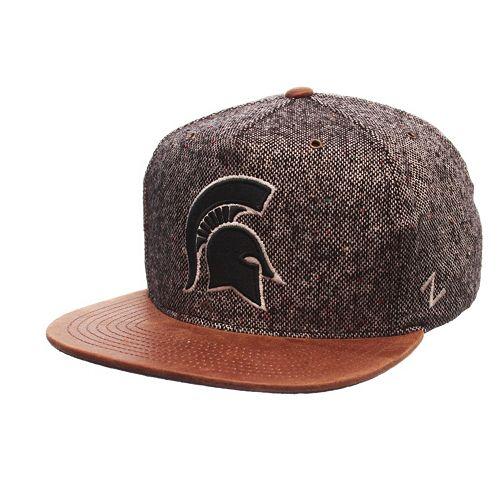 Adult Michigan State Spartans Dapper Adjustable Cap