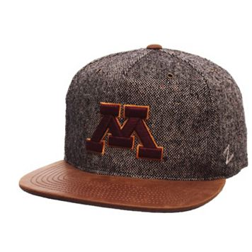 Adult Minnesota Golden Gophers Dapper Adjustable Cap