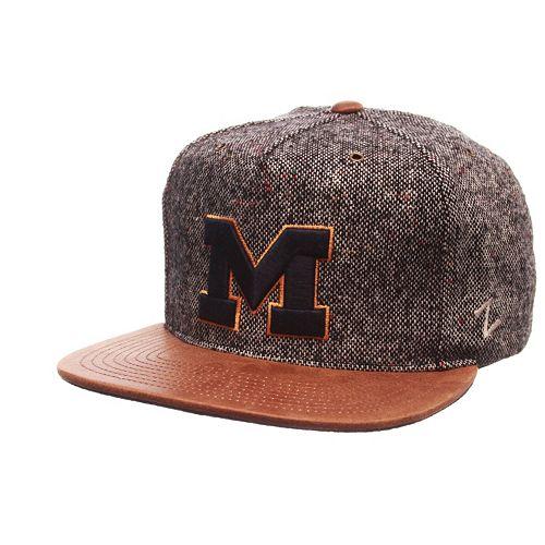 Adult Michigan Wolverines Dapper Adjustable Cap