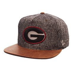 Adult Georgia Bulldogs Dapper Adjustable Cap