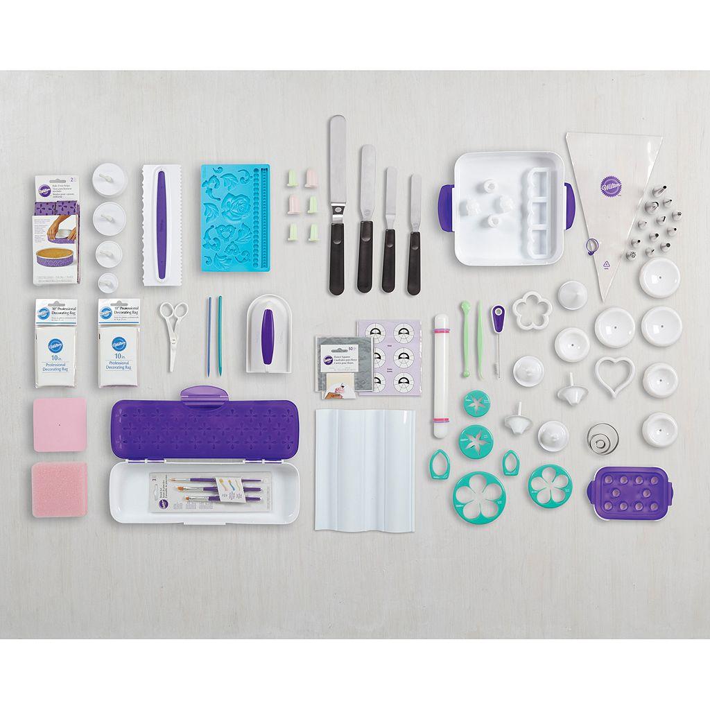 Wilton 48-pc. Fondant & Gum Paste Decorating Kit