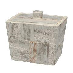 Creative Bath Quarry Covered Jar