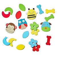 Skip Hop Zoo 20 pc Mix & Match Foam Pals