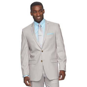 Men's Apt. 9® Knit Slim-Fit Tan Suit Jacket