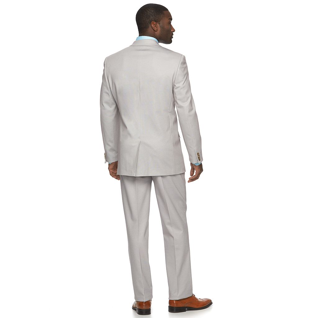 Men's Apt. 9® Knit Slim-Fit Tan Suit Jacket