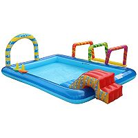 Banzai Obstacle Course Activity Pool