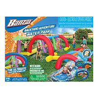 Banzai Backyard Adventure Water Park