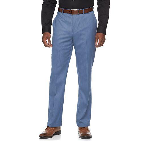 Men's Apt. 9® Extra-Slim Fit Blue Suit Pants