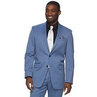 Men's Apt. 9® Extra-Slim Fit Blue Suit Jacket